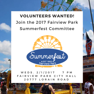 volunteers-wantedjoin-the-2017-fairview-park-summerfest-committee